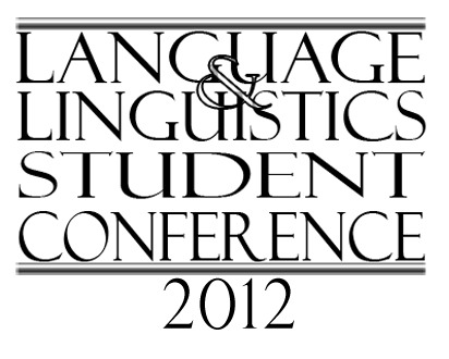 University of Central Oklahoma Language and Linguistics Student Conference