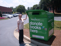 Book Drop Box