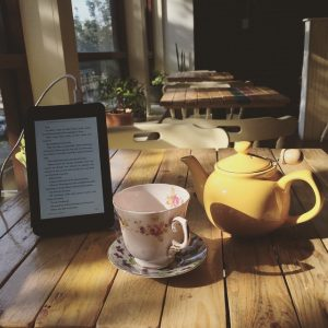 Tea and EBook