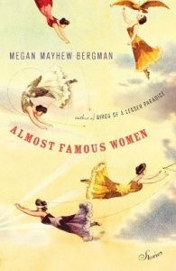 Almost Famous Women, Book Cover