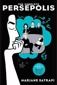 Banned Books Persepolis